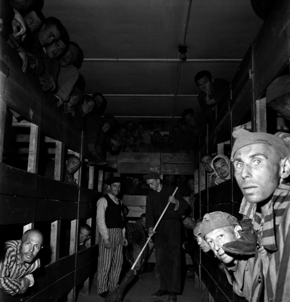 Liberated Prisoners in Their Bunks, Dachau, Germany, 1945 © Lee Miller Archives, England 2016. All rights reserved. © Lee Miller Archives, England 2016. All rights reserved.