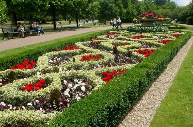 Regent's Park English Gardens | © Katie Birkwood / Flickr