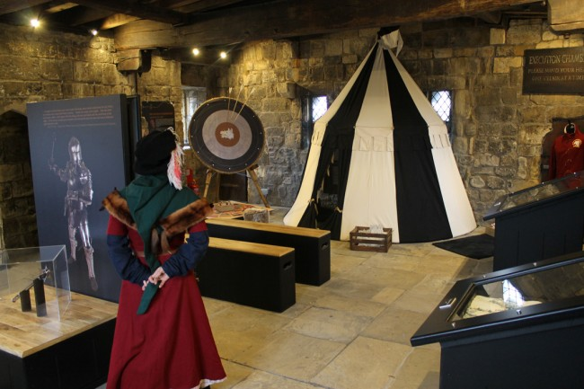 Richard III Experience Encampment | Courtesy JORVIK Group