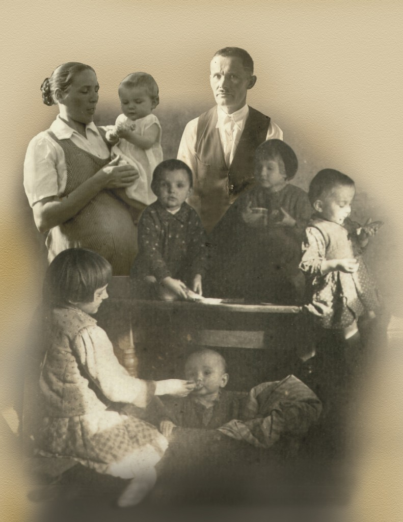 The Ulma Family © Museum of Poles Who Saved Jews