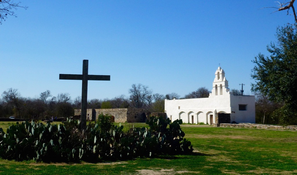 Mission San Juan | © Bond West