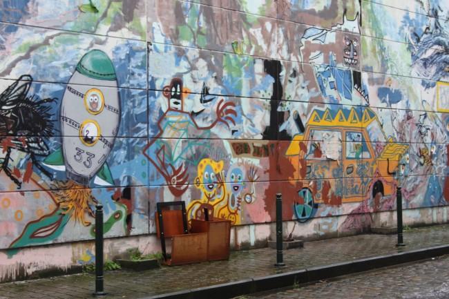 Mural | Courtesy of Paulina Gono