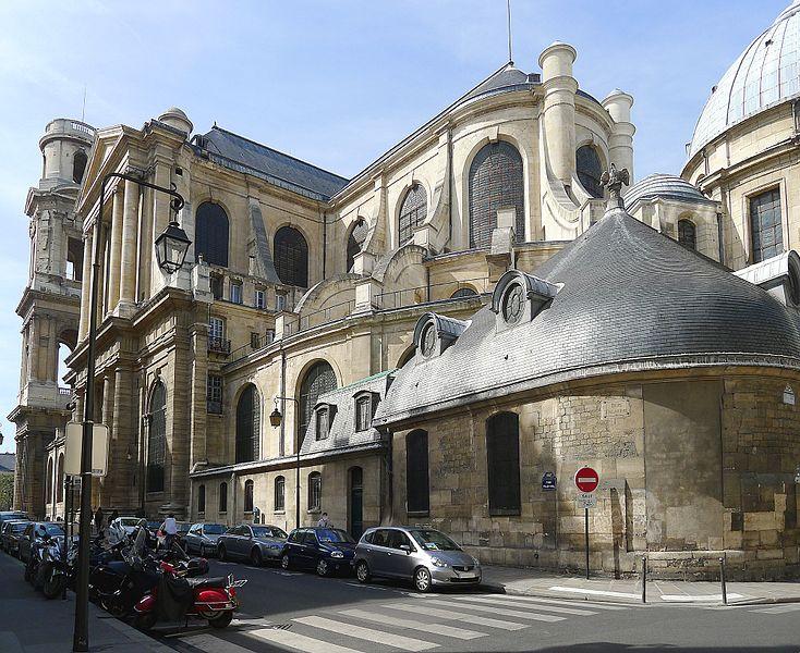 Église Saint-Sulpice © Mbzt l WikiCommons