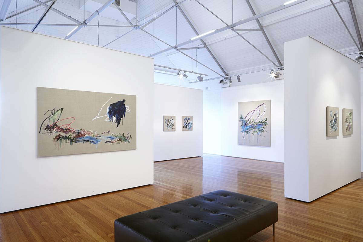 Sam Holt, Artereal, 2015 / Courtesy of Artereal Gallery