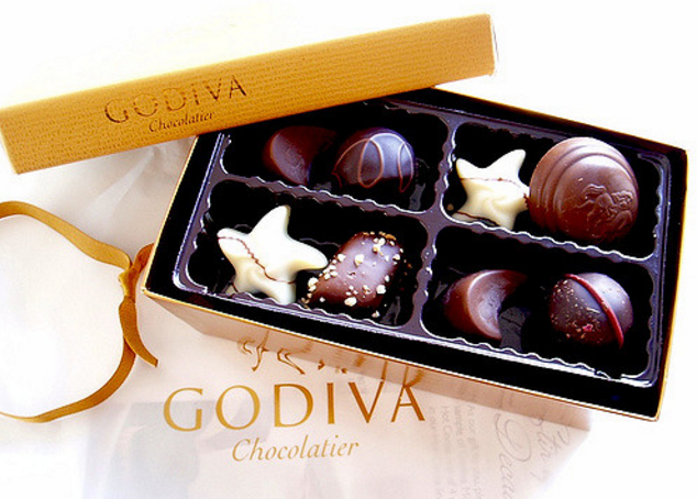 Godiva Chocolate | Janine/Flickr