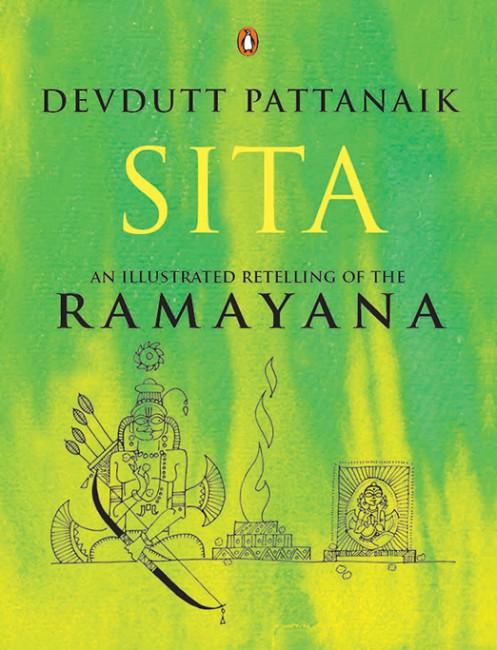 Illustration of Ramayana  © Devdutt Pattanaik