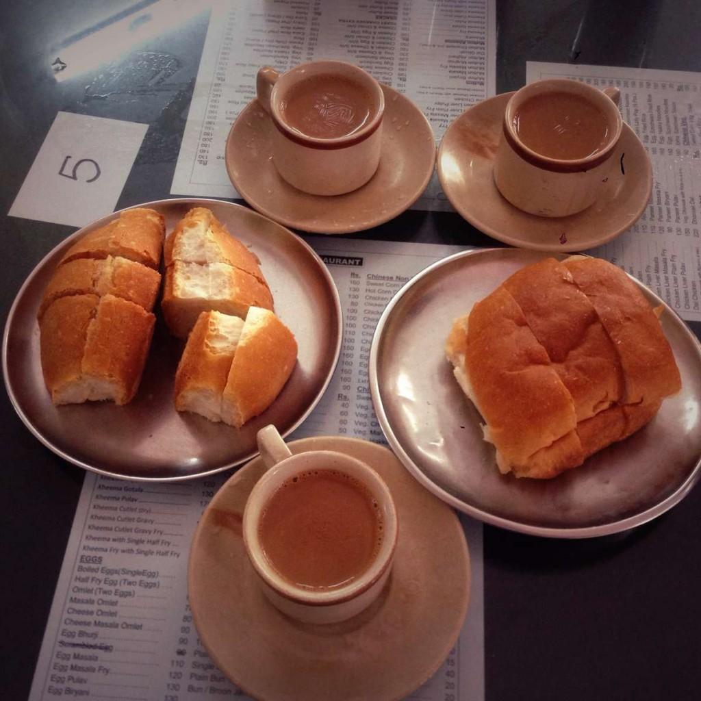 Breakfast spread at Stadium   Courtesy of Zomato
