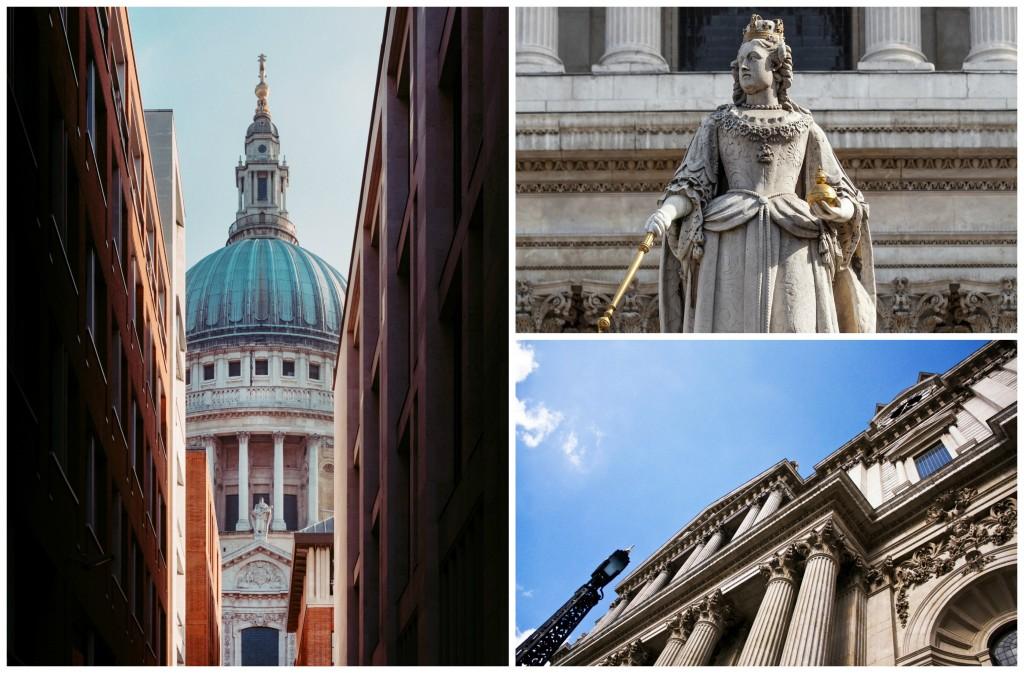 St. Paul's Cathedral | © Samuel Zeller / Unsplash | © WikimediaImages / Pixabay | © Zoolette des Bois / Flickr