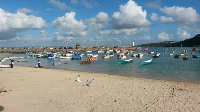St Ives Harbour |© Jessica Buck