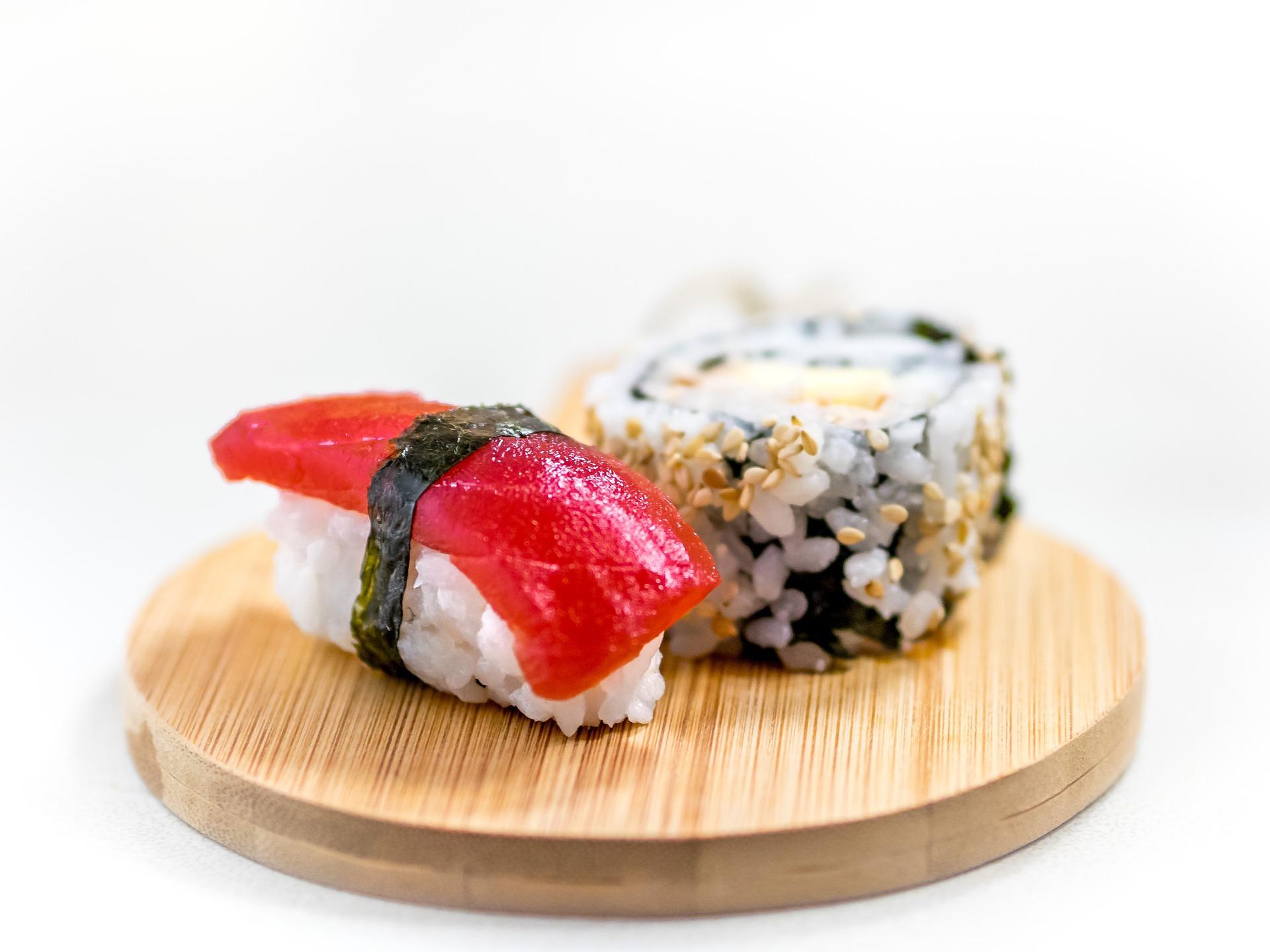 Sushi | © TheAndrasBarta/Pixabay