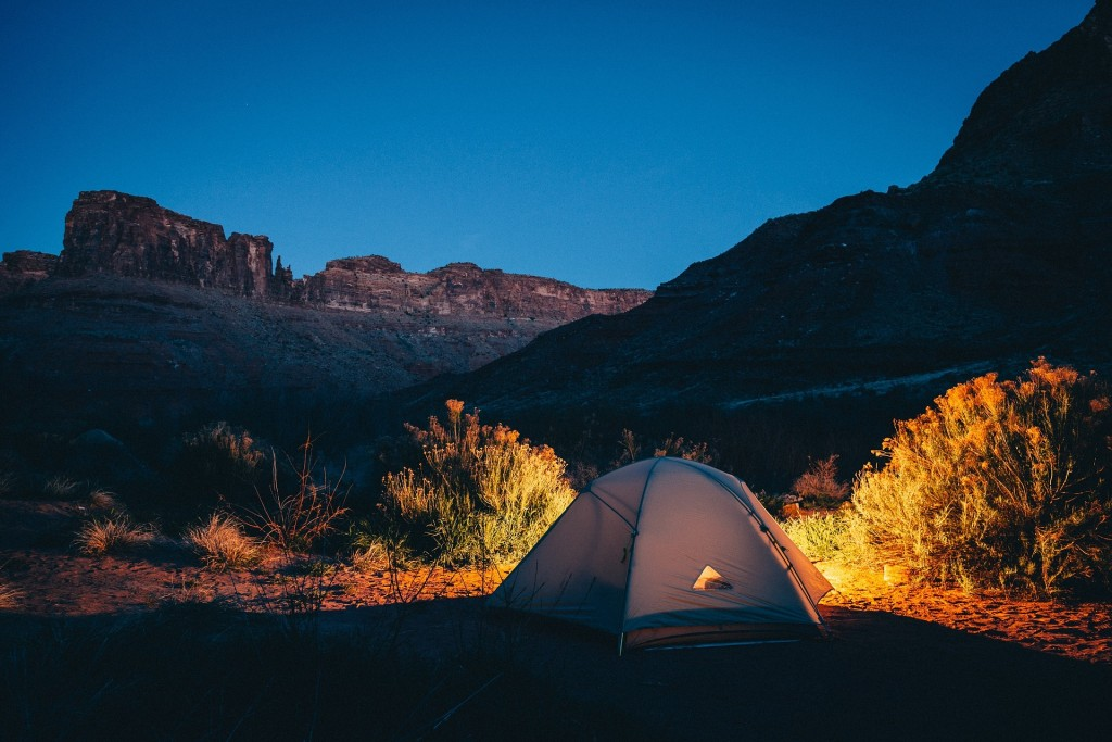The Best Camping Spots In California