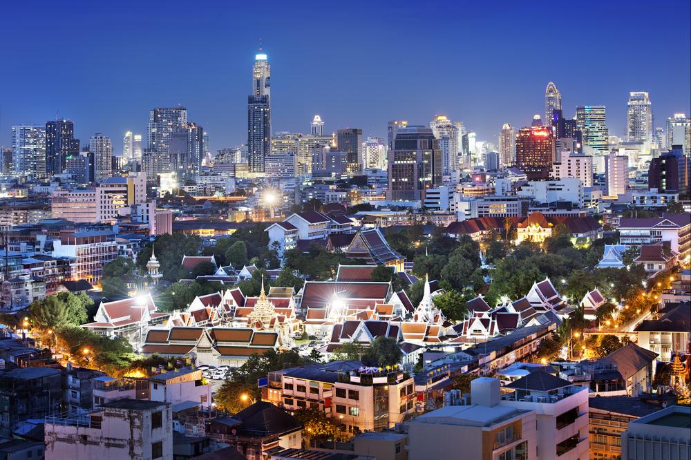 Bangkok © worradirek/Shutterstock