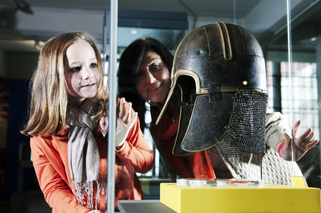 The York Helmet |© Yorkshire Museums Trust