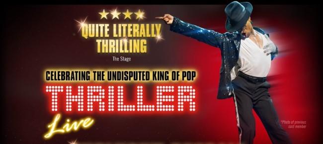 Courtesy of Thriller Live