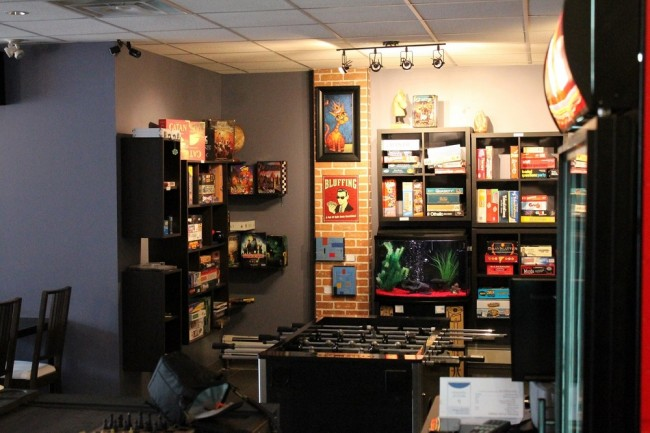 Time Capsule Board Game Cafe | Courtesy of Time Capsule Board Game Cafe