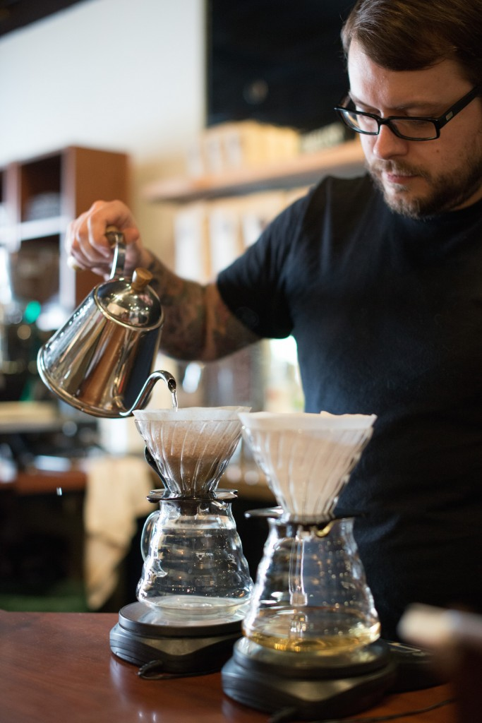 Timeless Coffee Roasters © Kristen Loken for This is Oakland
