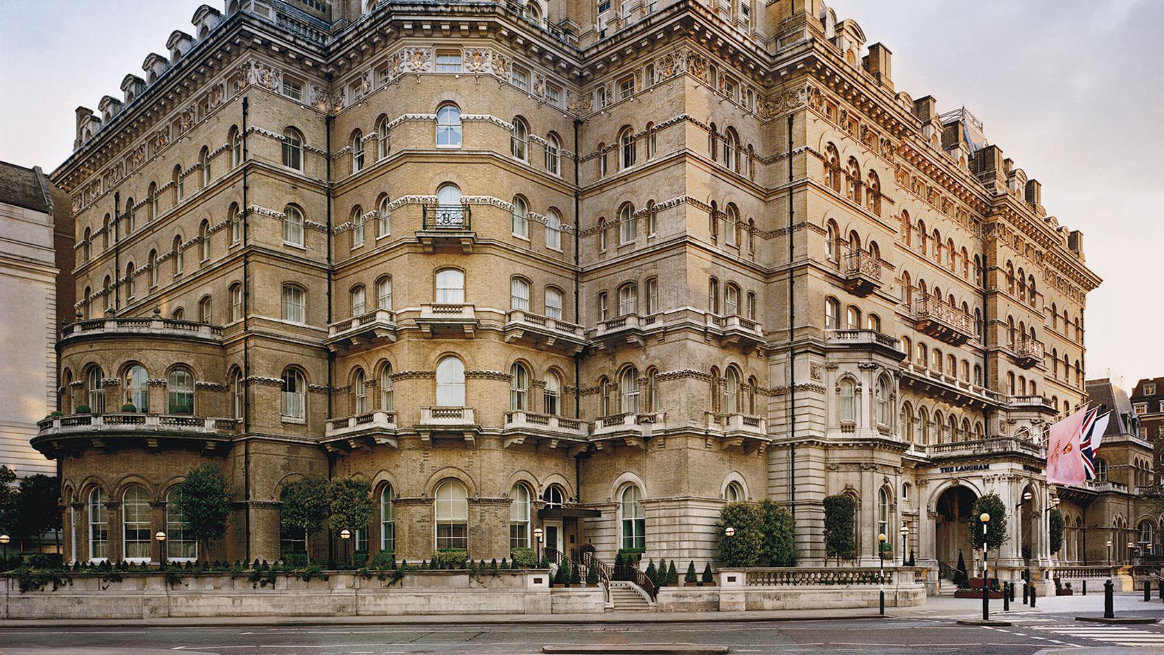 The Langham Hotel Londra