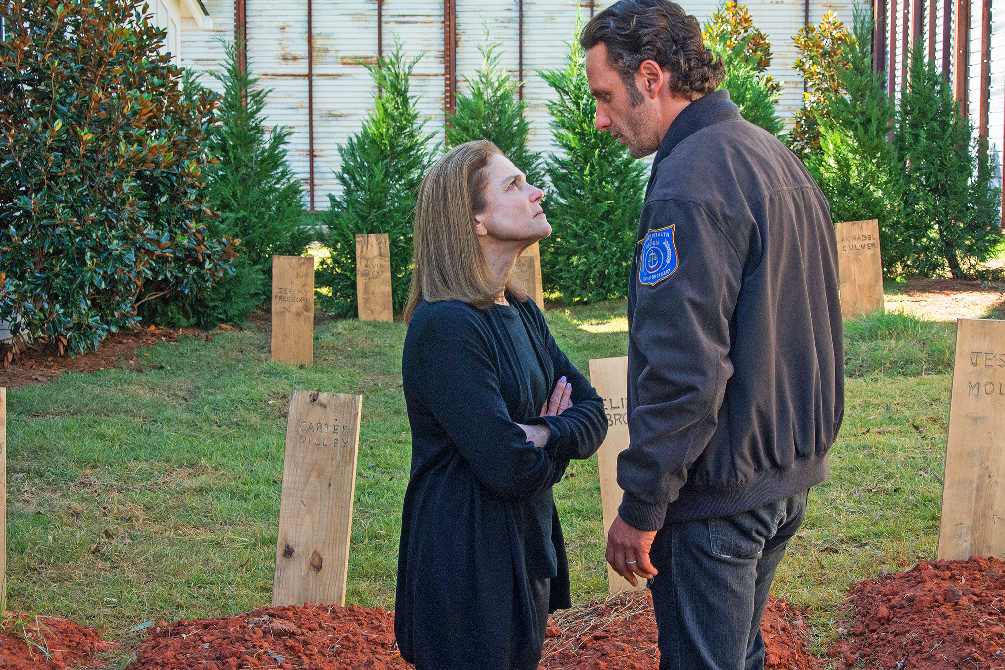The Walking Dead | © AMC via Entertainment Weekly