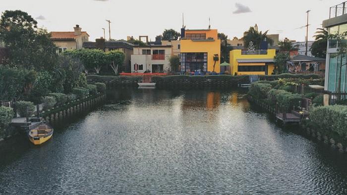 Venice Canals © Ryan Vaarsi/Flickr