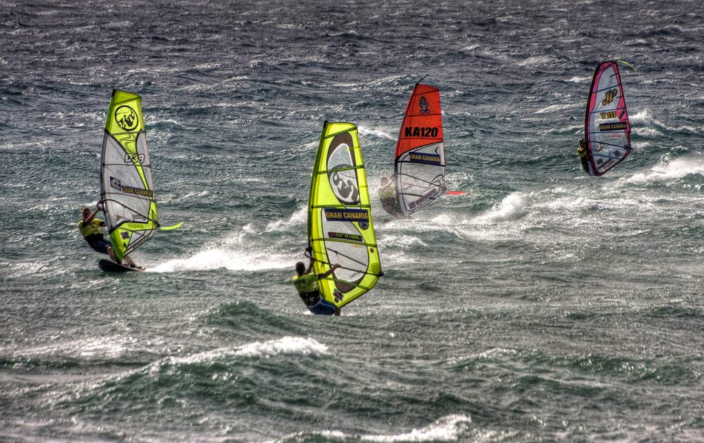 2010 PWA Pozo Izquierdo Gran Prix.Campeonato Mundial de Windsurfing.Gran Canaria