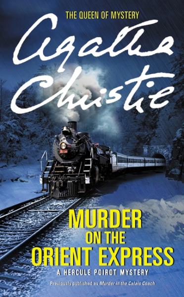 Murder on the Orient Express   © HarperCollins