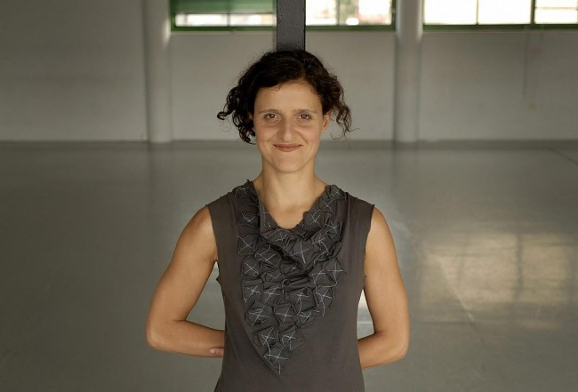 Yasmeen Godder portrait by Daniel Tchetchik-6cff7ccdbc49bd69bfcbb54cd381f34c