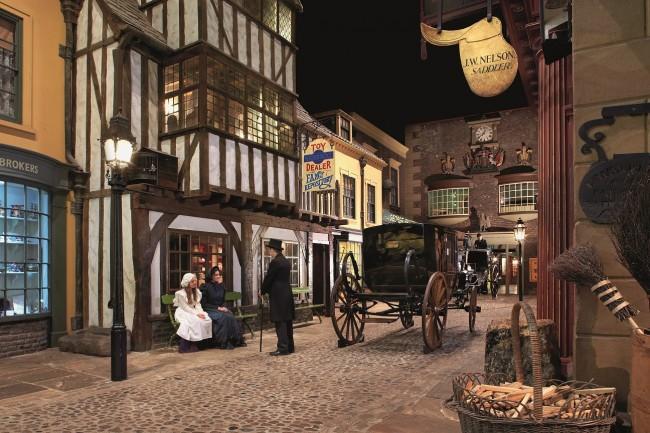 Kirkgate Victorian Street, York Castle Museum | © Yorkshire Museums Trust