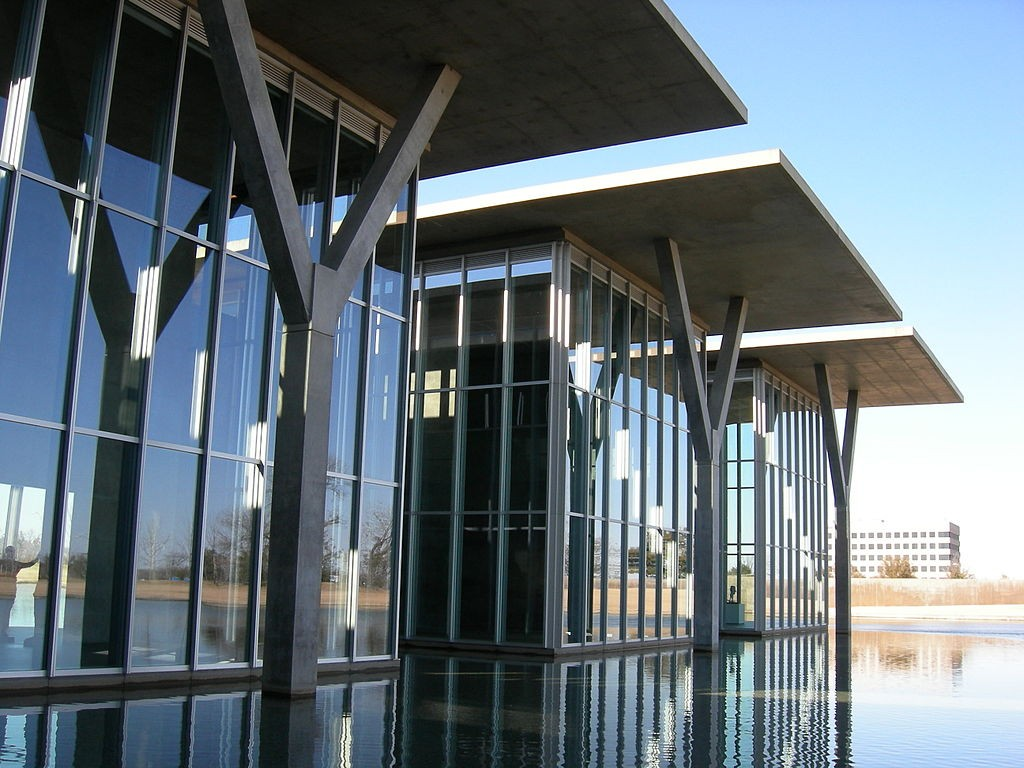 Modern Art Museum of Fort Worth | © Joe Mabel/Wikimedia Commons