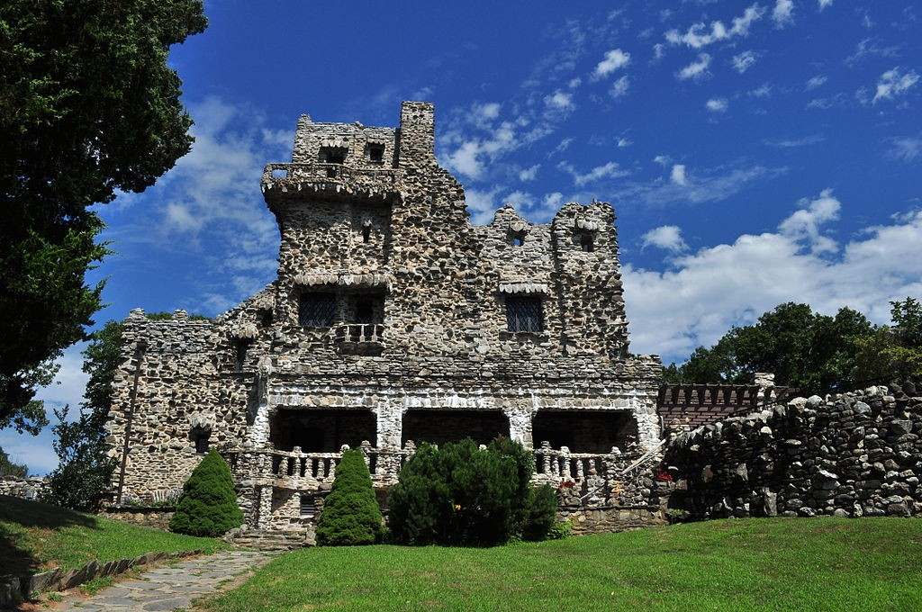 Gillette Castle | © Joe Mabel/WikiCommons