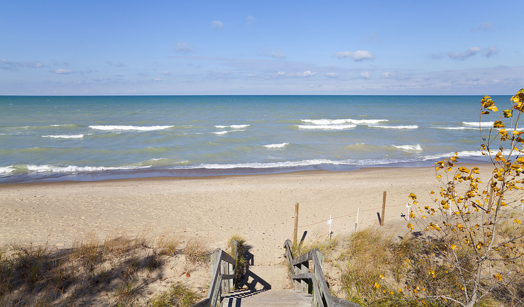 Indiana Dunes National Lakeshore | © Diego Delso/WikimediaCommons