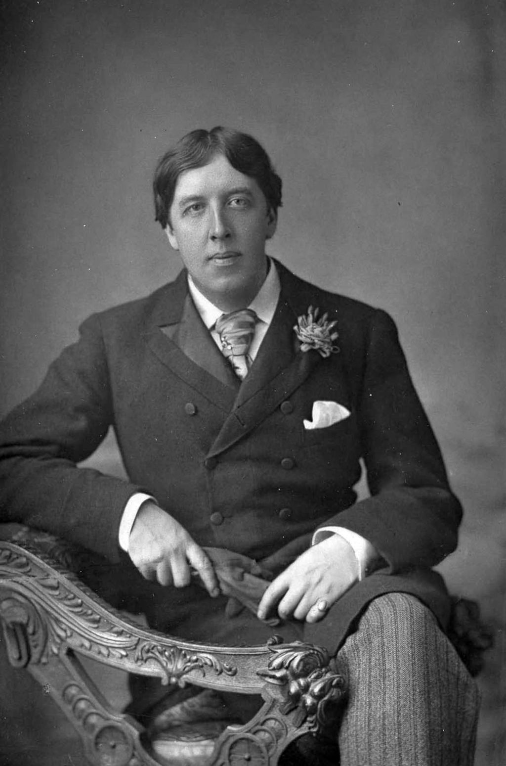 things you not know about oscar wilde oscar wilde in 1889 copy wikicommons
