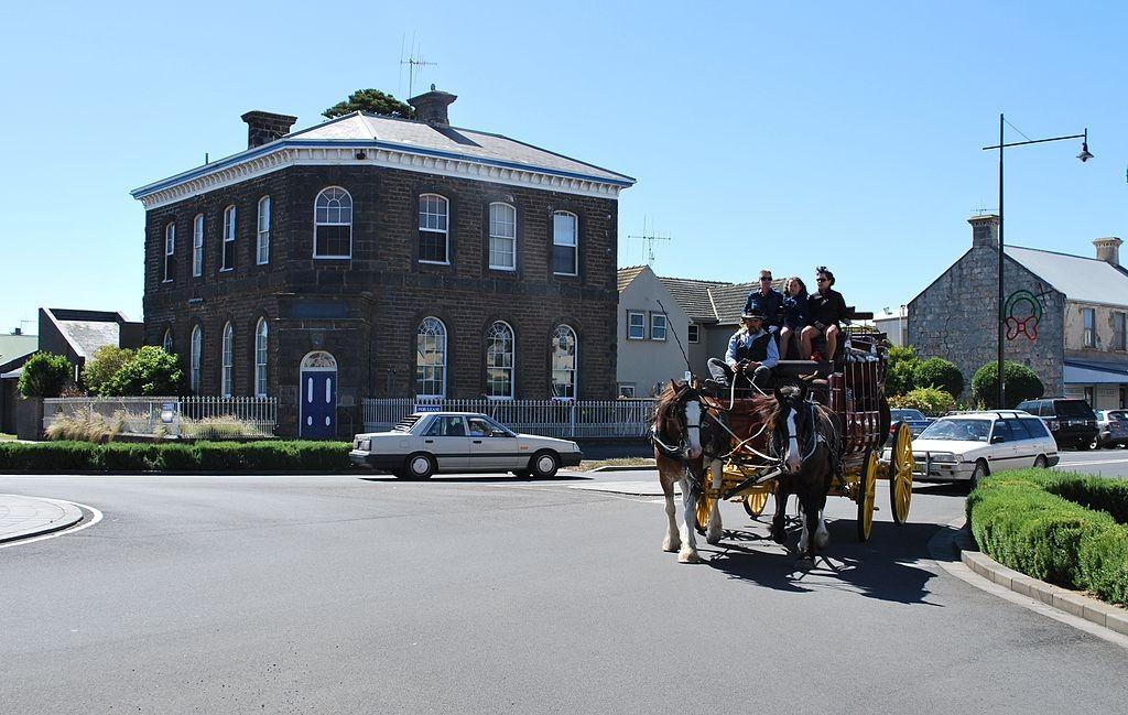 Historical Wagon | © Mattinbgn/WikiCommons