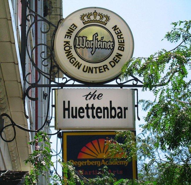 Huettenbar © Marc Heiden/WikiCommons