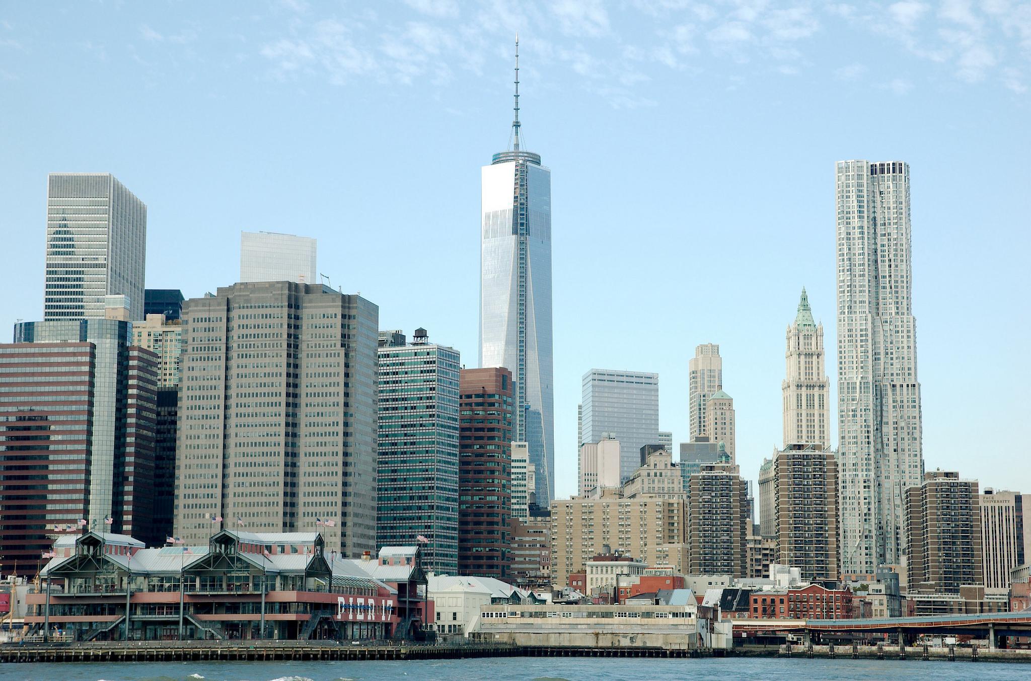 One World Trade Center   ©massmatt / Flickr