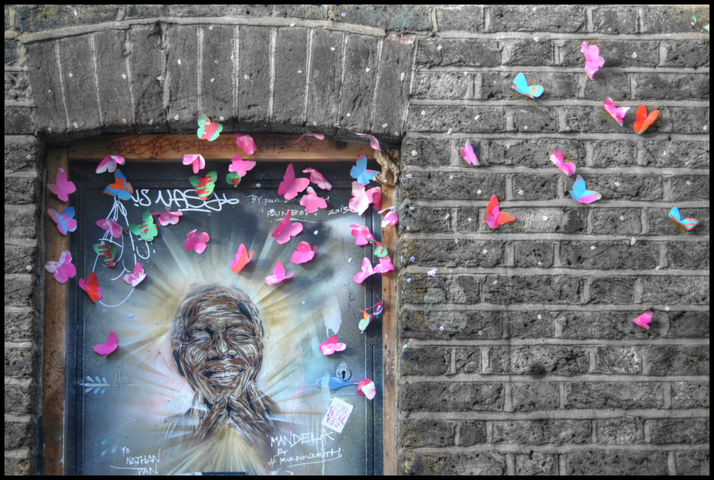 Street Art on Brick Lane | © Loco Steve/flickr