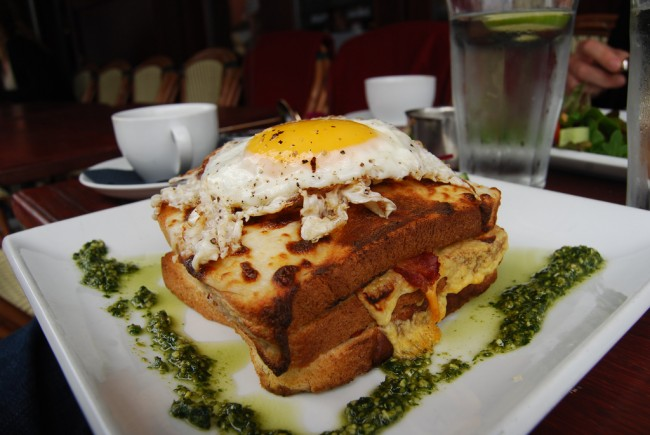 Croque Madame | © Thomas Angermann/Flickr