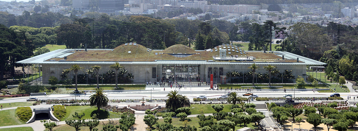 California Academy of Sciences | © WolfmanSF/WikiCommons
