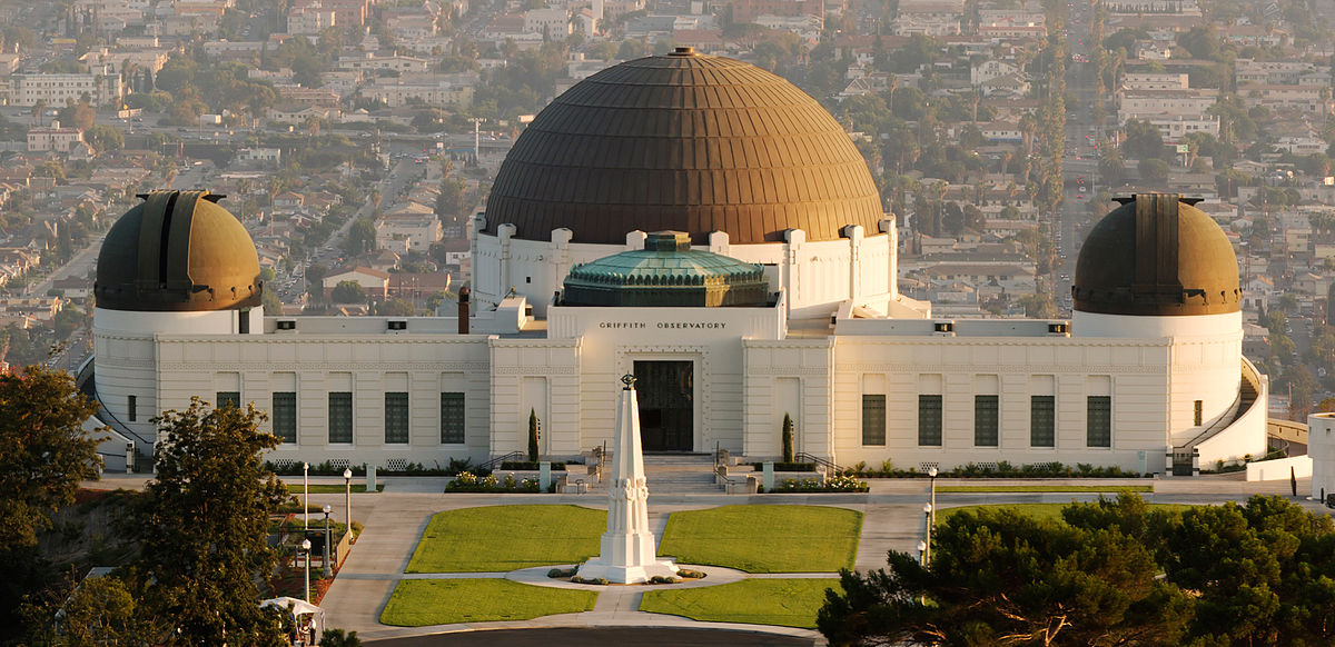 Griffith Observatory | © Matthew Field/WikiCommons
