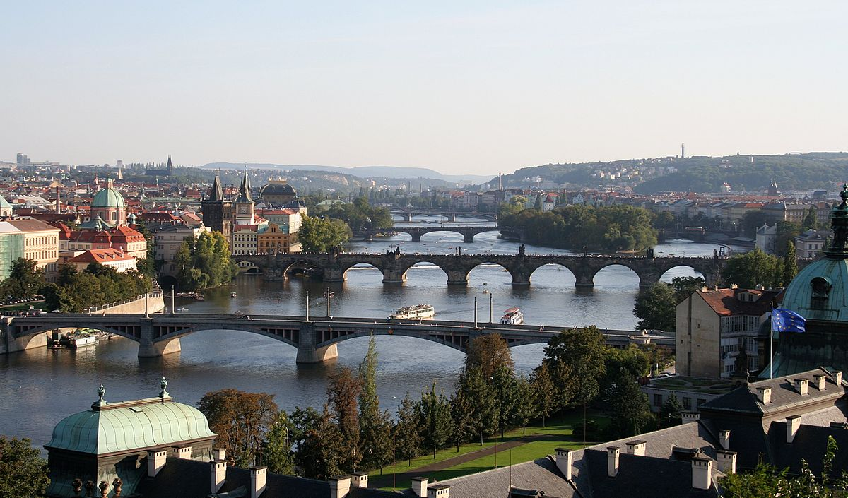 Prague | © che/WikimediaCommons