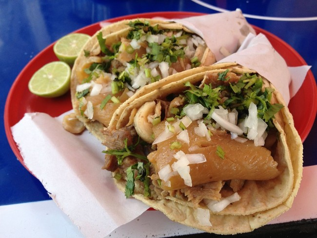 Taco de Carnitas | © Padaguan/Wikicommons