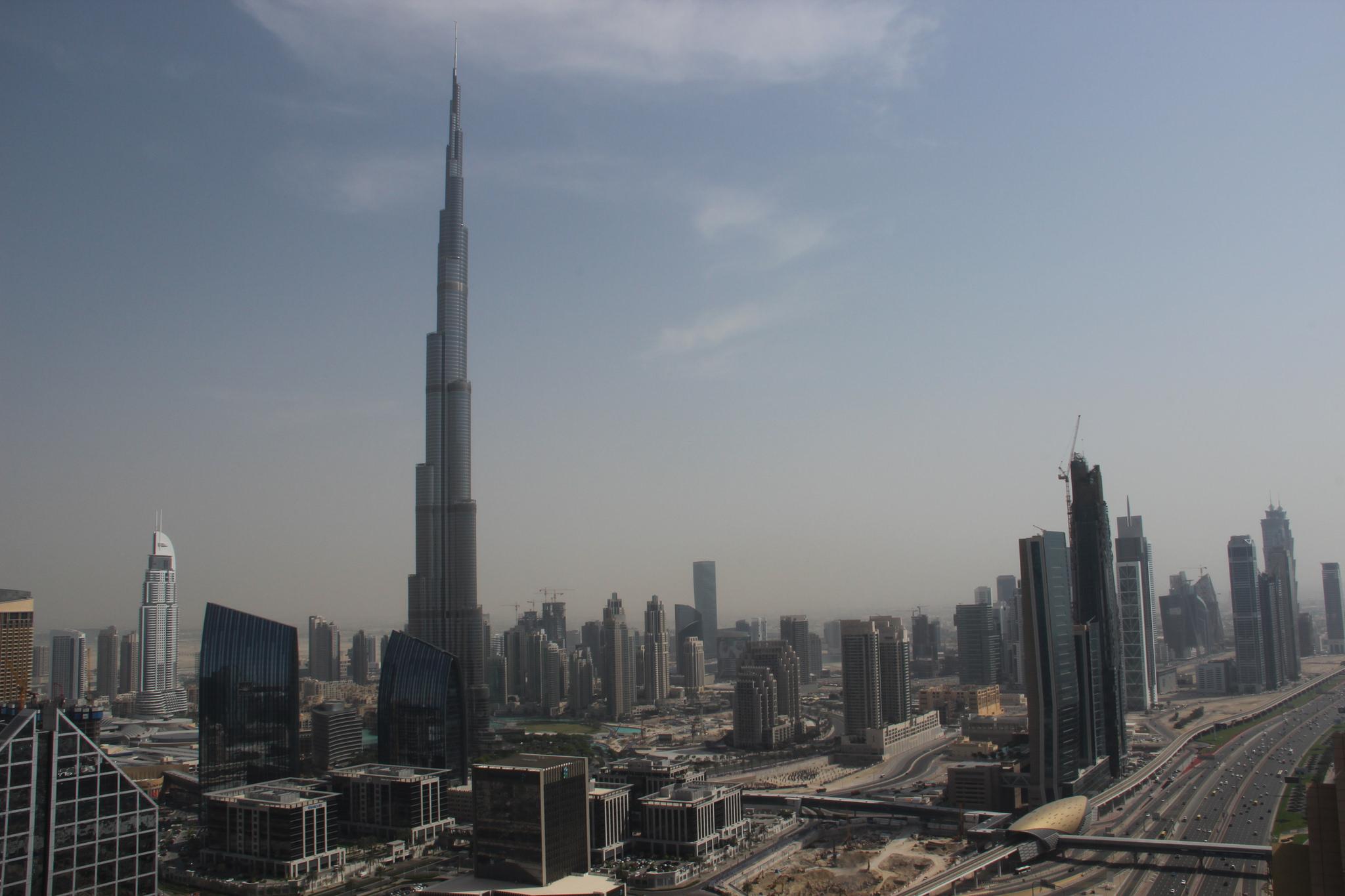 Burj Khalifa     © Gary Bembridge/Flickr