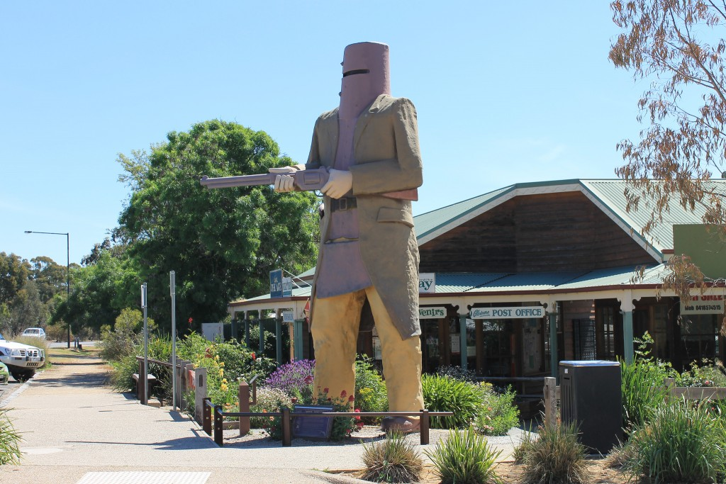 The ned kelly guide to victoria australia maxwellsz