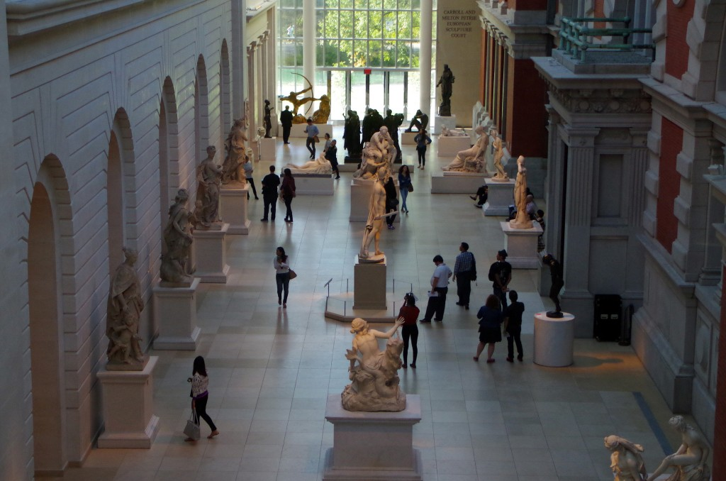Metropolitan Museum of Art ©Mike Steele