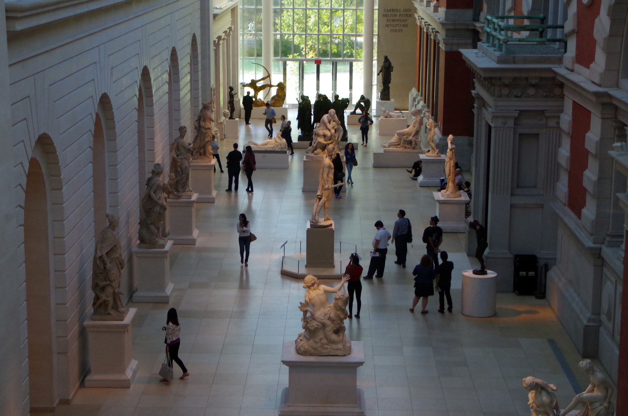 The  Most Visited Museums In The World - Oldest museums in usa