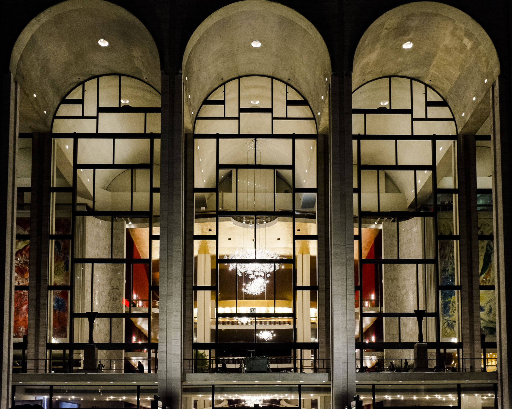 The Met Operahouse | © Billie Grace Ward/Flickr