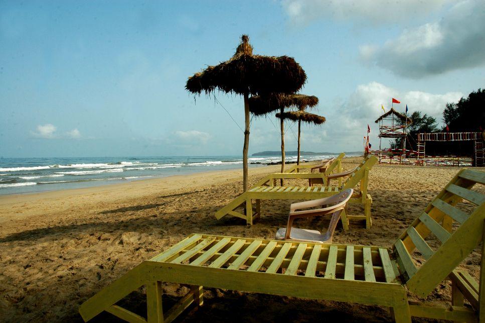 Ganpatipule beach © Flickr/Vivek Joshi