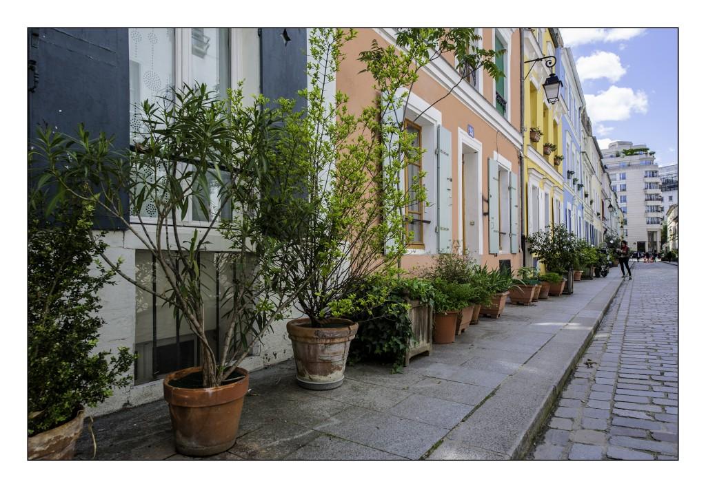 Rue Crémieux   ©Jean-Louis/Flickr