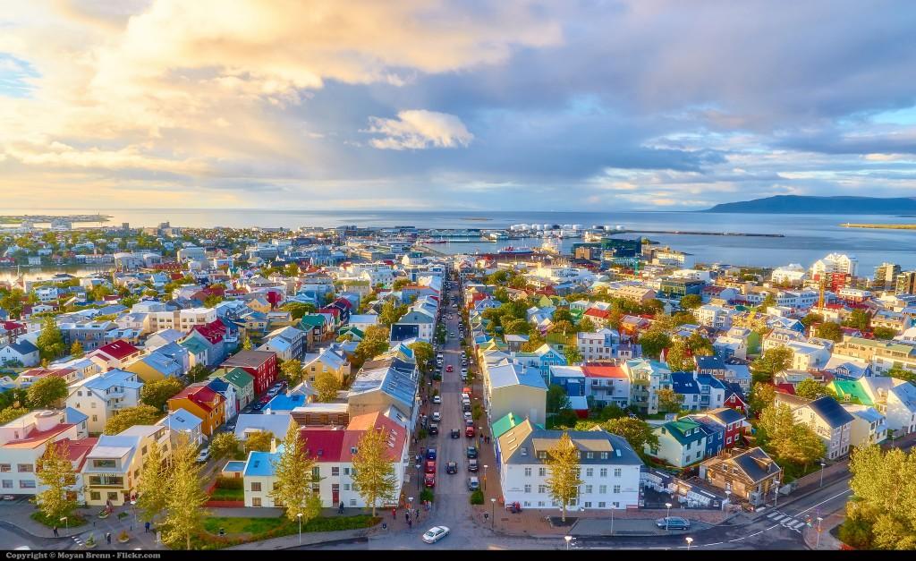 Reykjavik | © Moyan Brenn / Flickr
