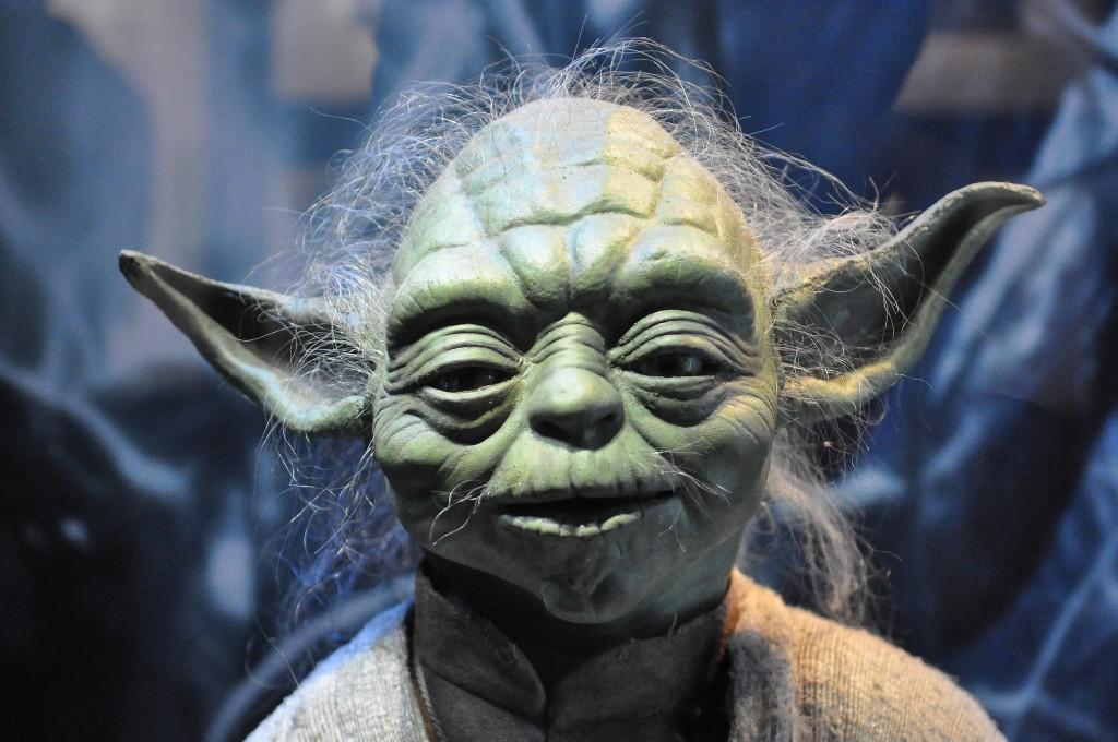Yoda - JediRitter   ⓒ Marco Verch/Flickr