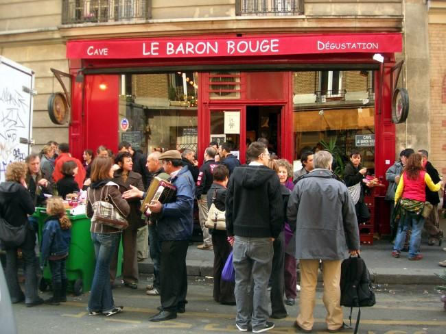 Le Baron Rouge   ©Gideon/Flickr